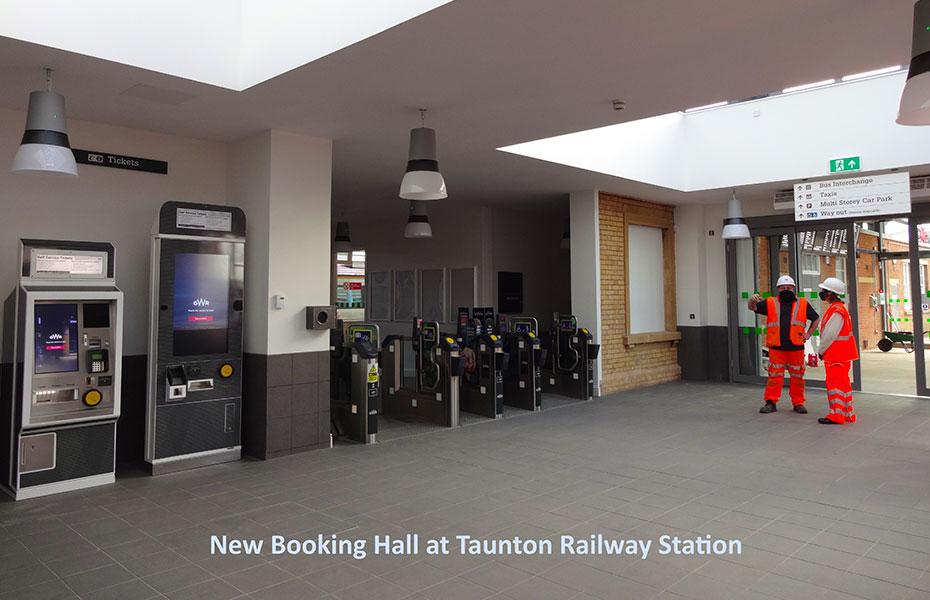 GD10 – Taunton Rail Station Enhancements