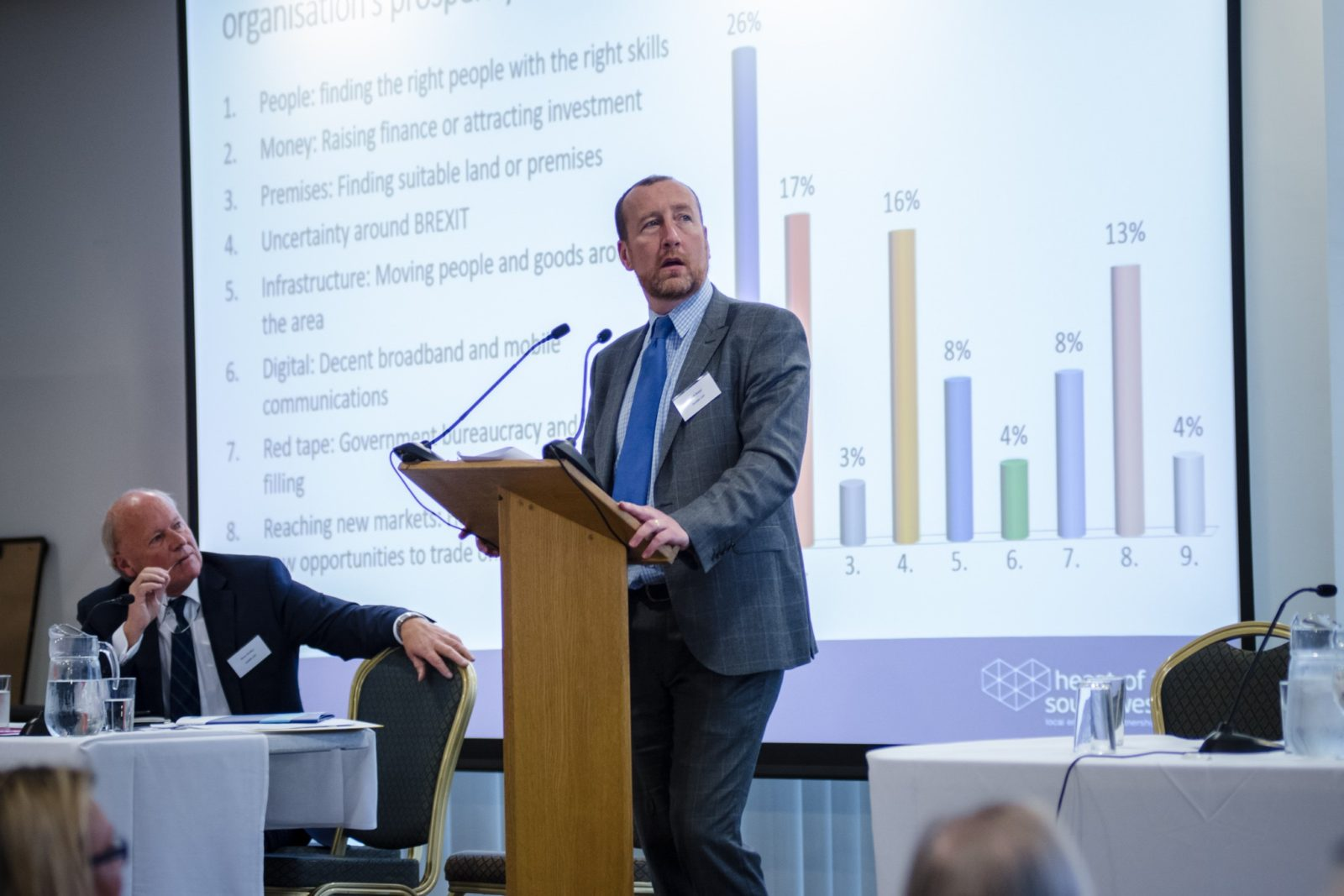 Heart of the south west LEP - HotSW LEP Conference and AGM 2018