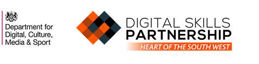 Digital Skills Partnerships logo