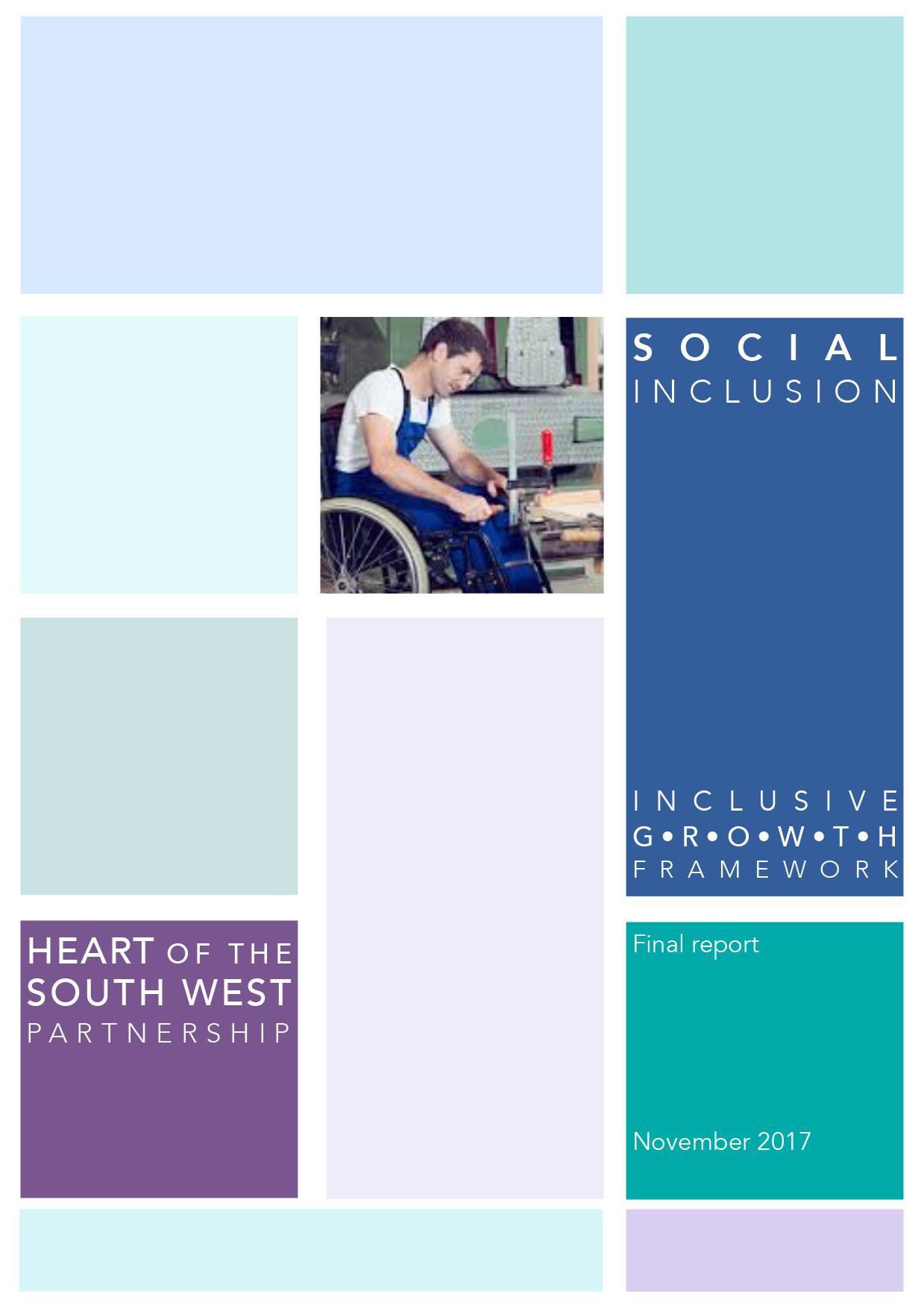 Inclusive Growth Framework - Final Report - 1117