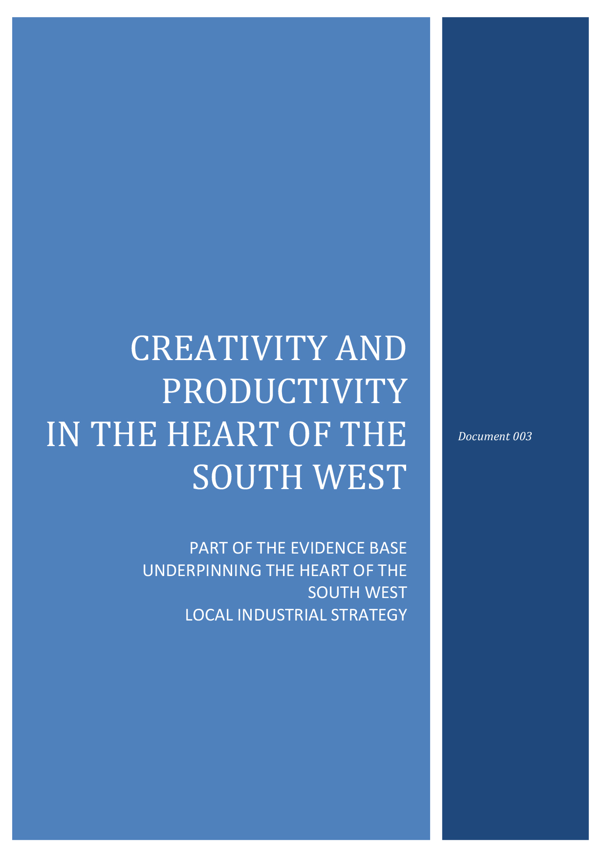 Microsoft Word - 003 Creativity and Productivity in the Heart of