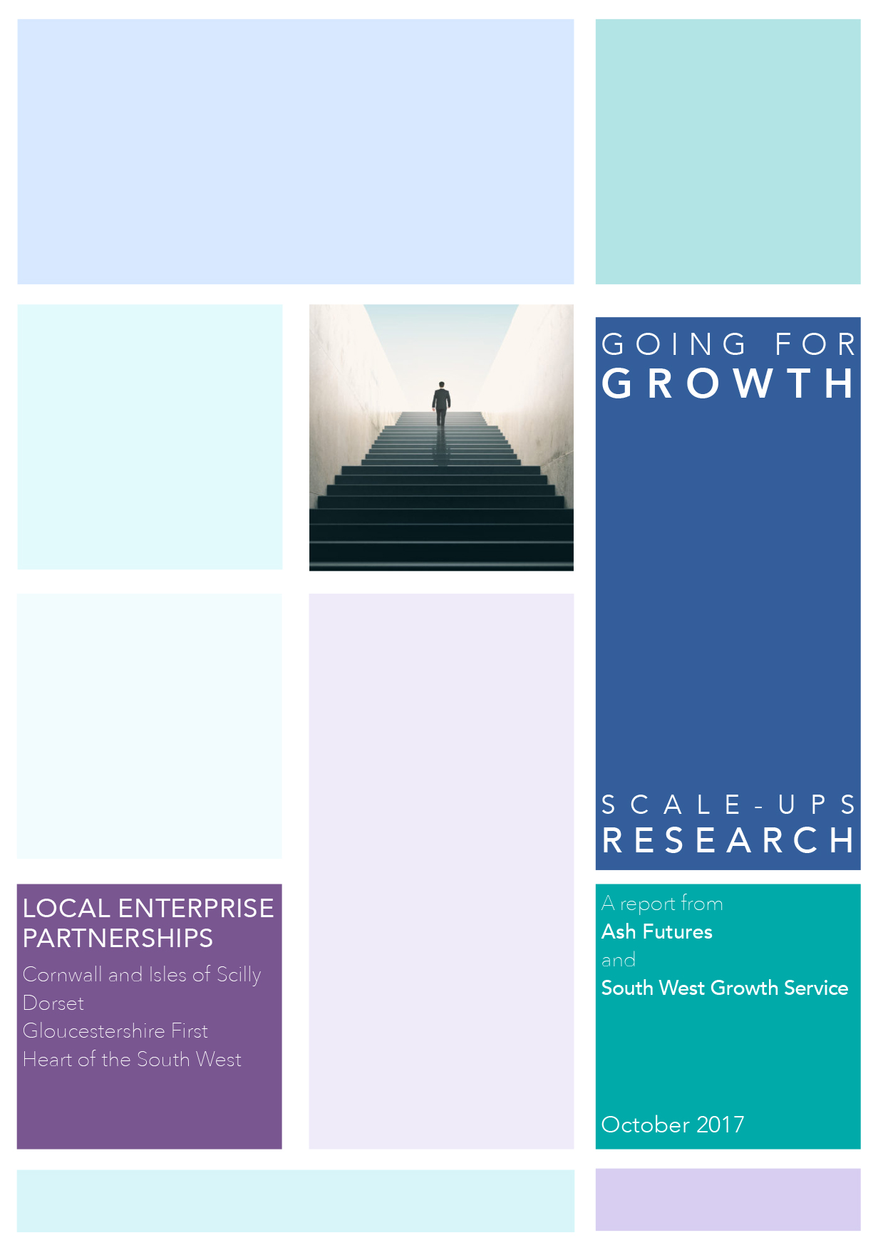 Scale-up research - final report
