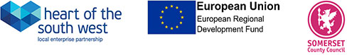 ERDF Logo set