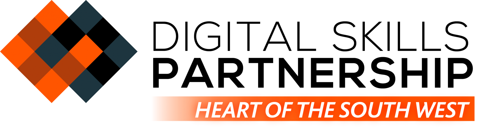Digital Skills Partnership Logo (Heart of the South West)