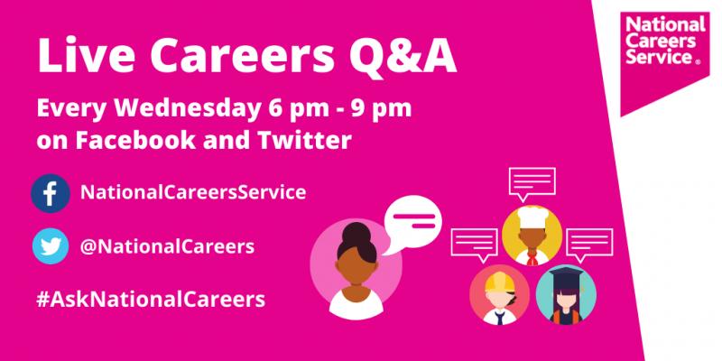 NCS Live Q&A banner