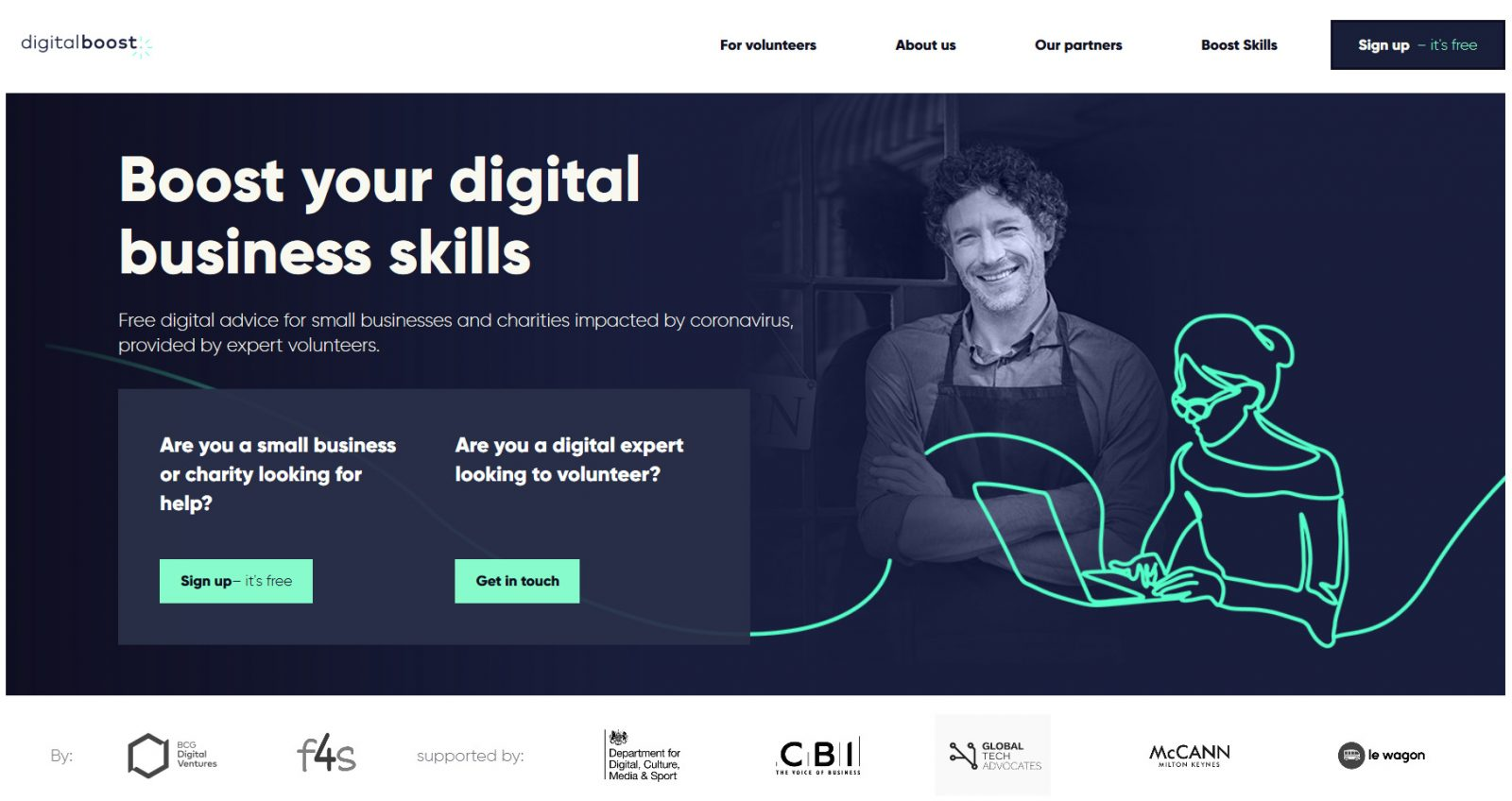Heart of the south west LEP - Digital Skills Partnership Newsletter - September 2020