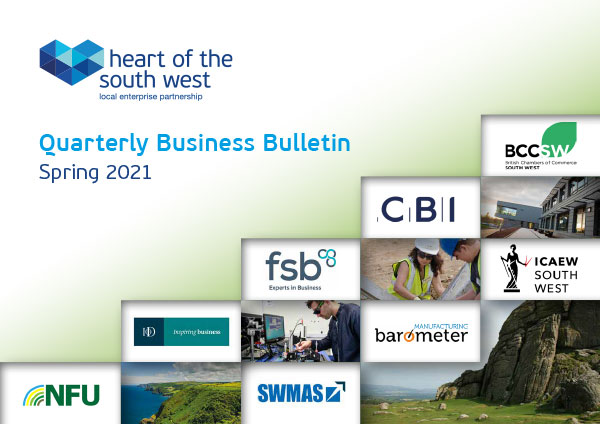 Heart of the south west LEP - Latest News   June 2021
